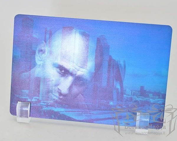 Fotorėmelis Paslėptas veidas 10x15x0.5cm Foto rėmelis paslėptas veidas Foto rėmelis paslėptas veidas