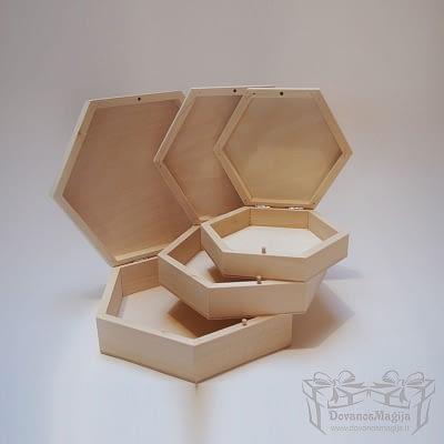 Medinės Dovanos Medinė dėžutė