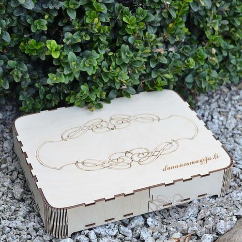 medinė dėžutė 07 iš plokštės