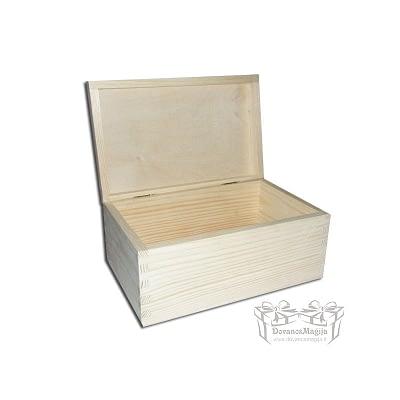 Medinė dėžutė stačiakampė 21x14x10cm Medinė dėžutė stačiakampė 21x14x10cm MedinesDovanos Medinė dėžutė