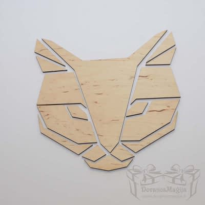 Dekoracija Katino galva 1 30-100cm