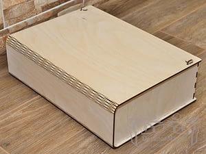 Medinė dėžutė pagal Jūsų matmenis iki 30x40x20cm