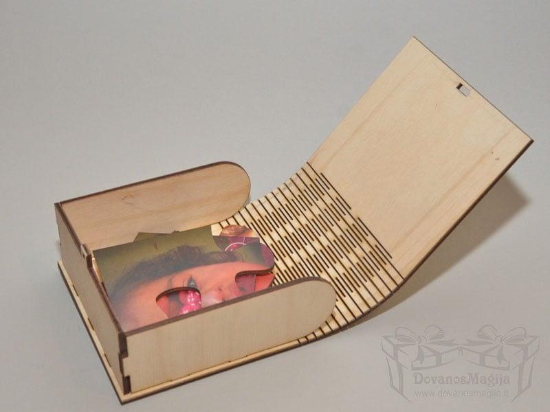 Medinės Dėžutės, darbų galerija dėlionėms, dėžutė daiktams, skrynelė