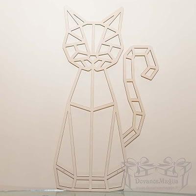 Medaliai ir dekoracijos Dekoracija Katinas sėdi 3 30-100cm
