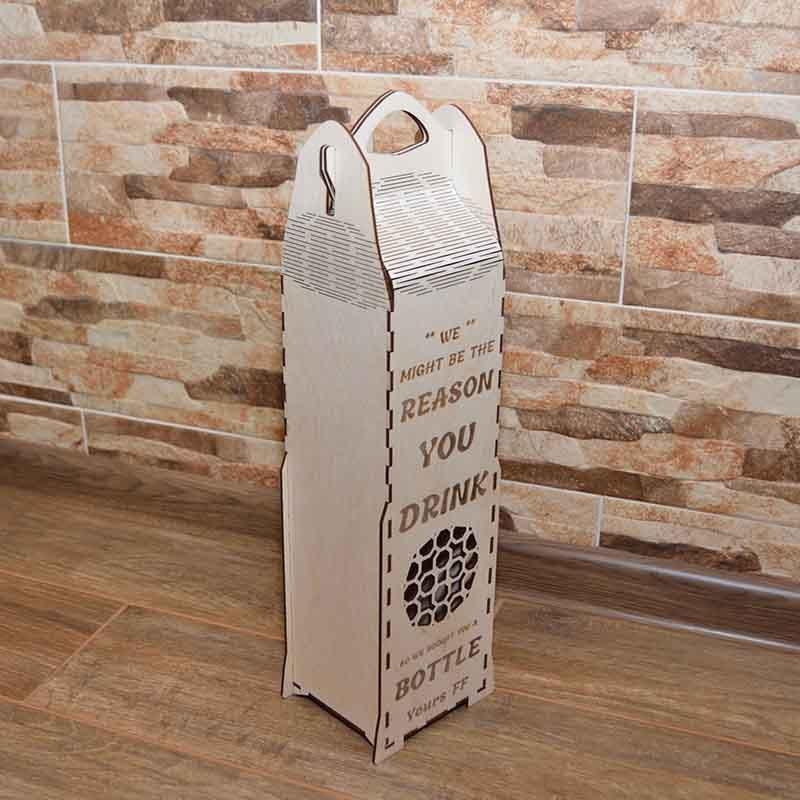 Medinių dėžučių gamyba pagal invidualų užsakymą