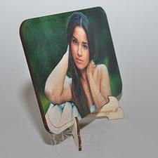 Nuotraukos ant plokštės, medinis foto stovas DovanosMagija_ medinė foto dovana