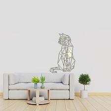 Dekoracija Katinas sėdi 1 30-100cm