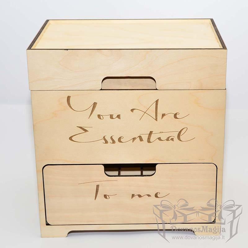 Graviruotos dėžutės
