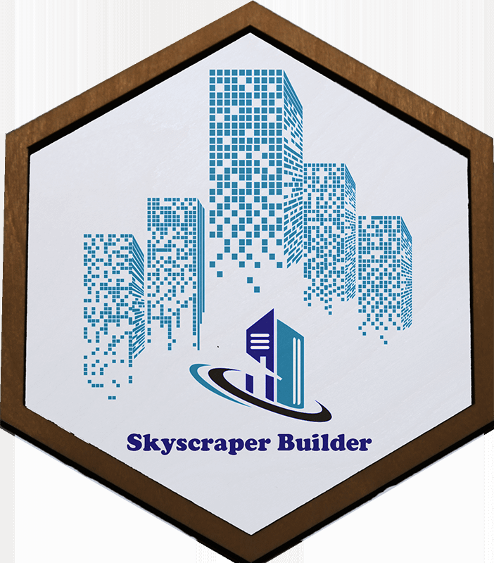 Scyscraper builder copy, 1