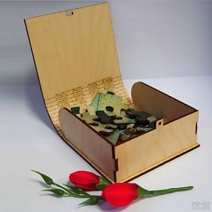 Dėžutė dėlionėms, dėžutė daiktams, skrynelė