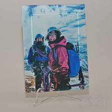 Nuotrauka stikle 20x25x1cm, Nuotrauka stikle UV spausdinimas