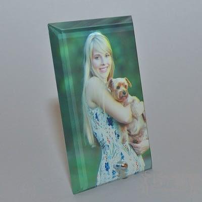 Nuotrauka ant stiklo horizontali arba vertikali 10 x 15 x 1cm, Nuotrauka ant stiklo vertikali, darbų galerija