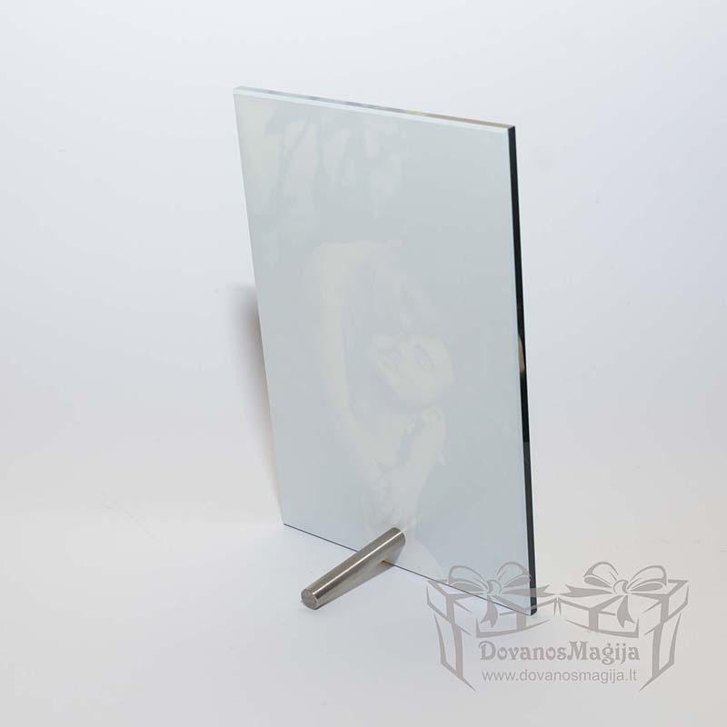 Nuotrauka ant stiklo H ar V 27x18x1cm
